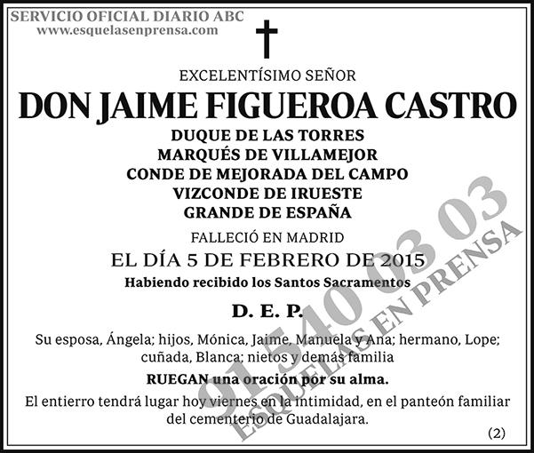 Jaime Figueroa Castro